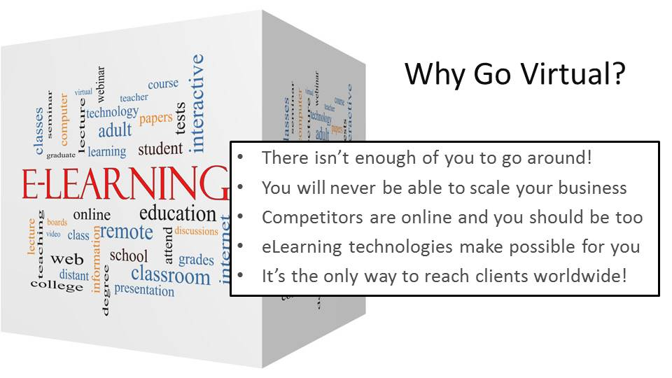 Why go virtual?