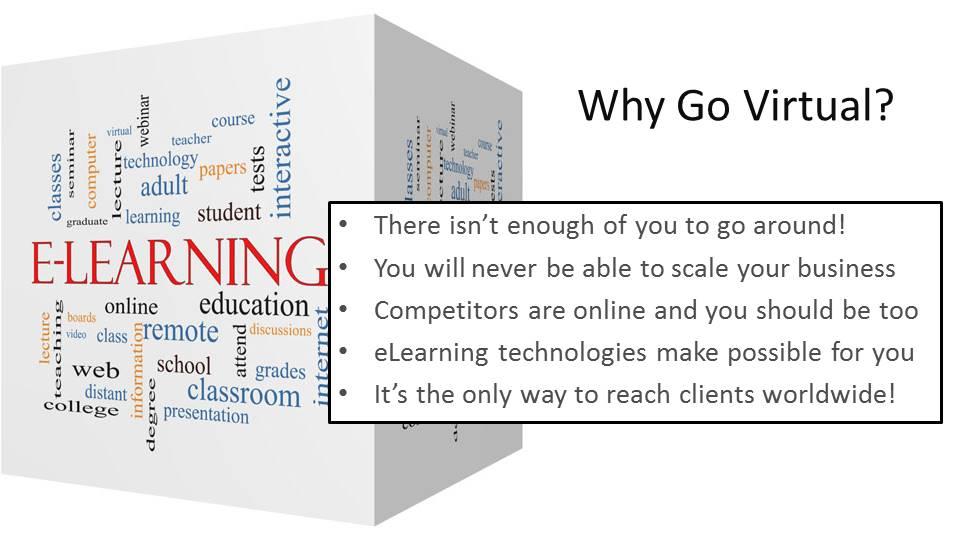 Why go virtual?