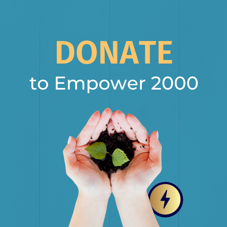 Empower 2000 Donations