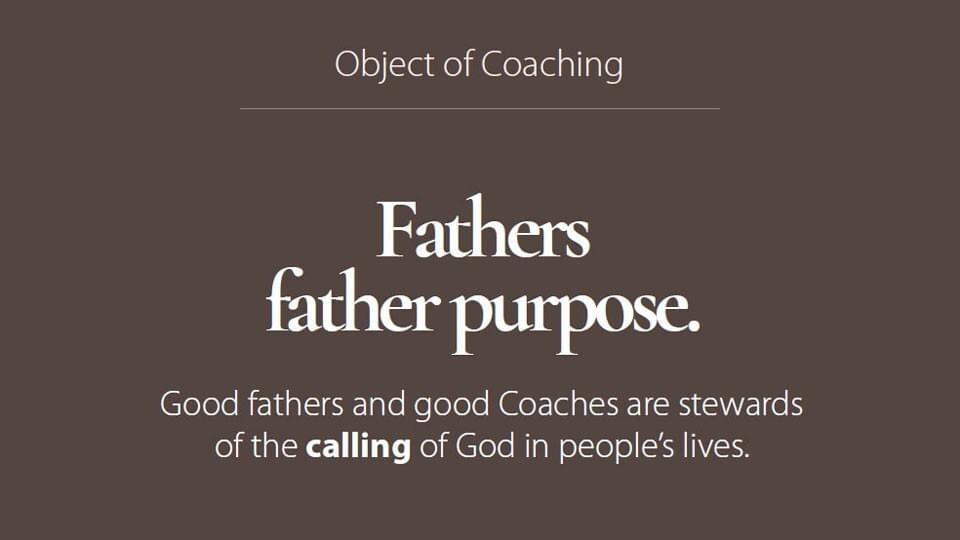 Fathers father purpose
