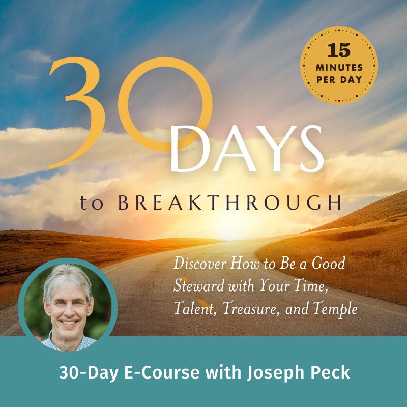 30 Days to Breakthrough