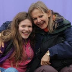 Teacher and Facilitator Anne Baker