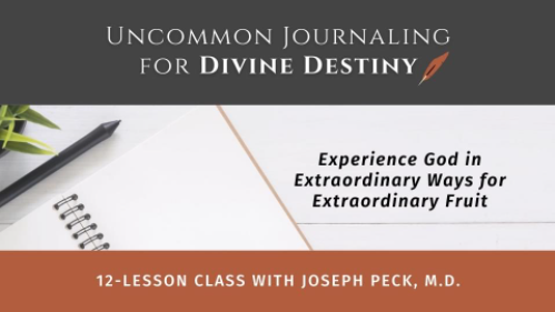 Notepad-With-A-Pencil-with-test-reading-uncommon-journaling-for-divine-destiny