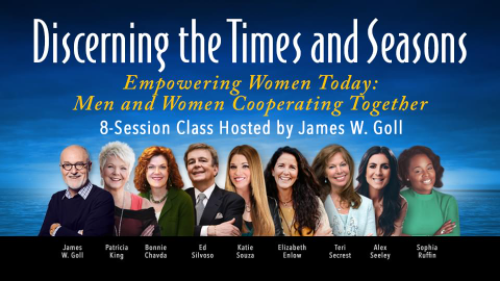 Discerning the times & seasons speakers